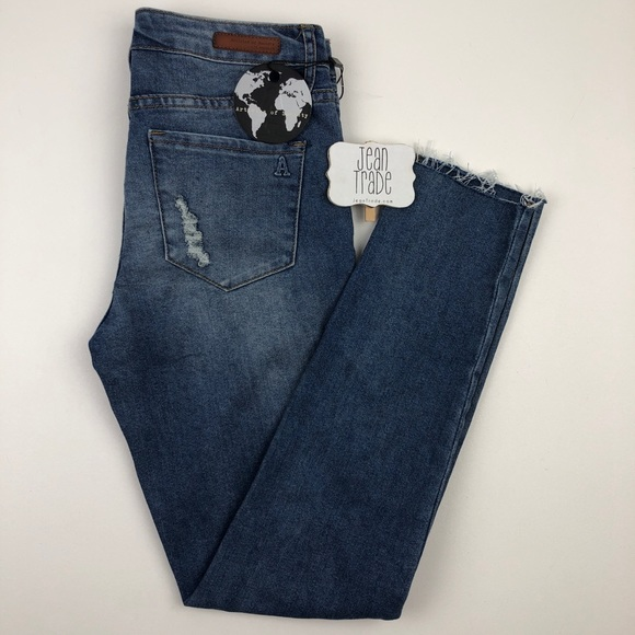 Articles Of Society Denim - NWT articles of society distressed skinny jeans